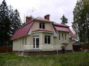 длительная аренда загородного дома в Ленобласти