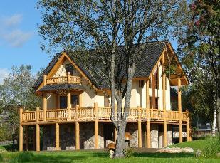 поселок Рощино, сдается коттедж загородный, Выборгский район, Ленобласть